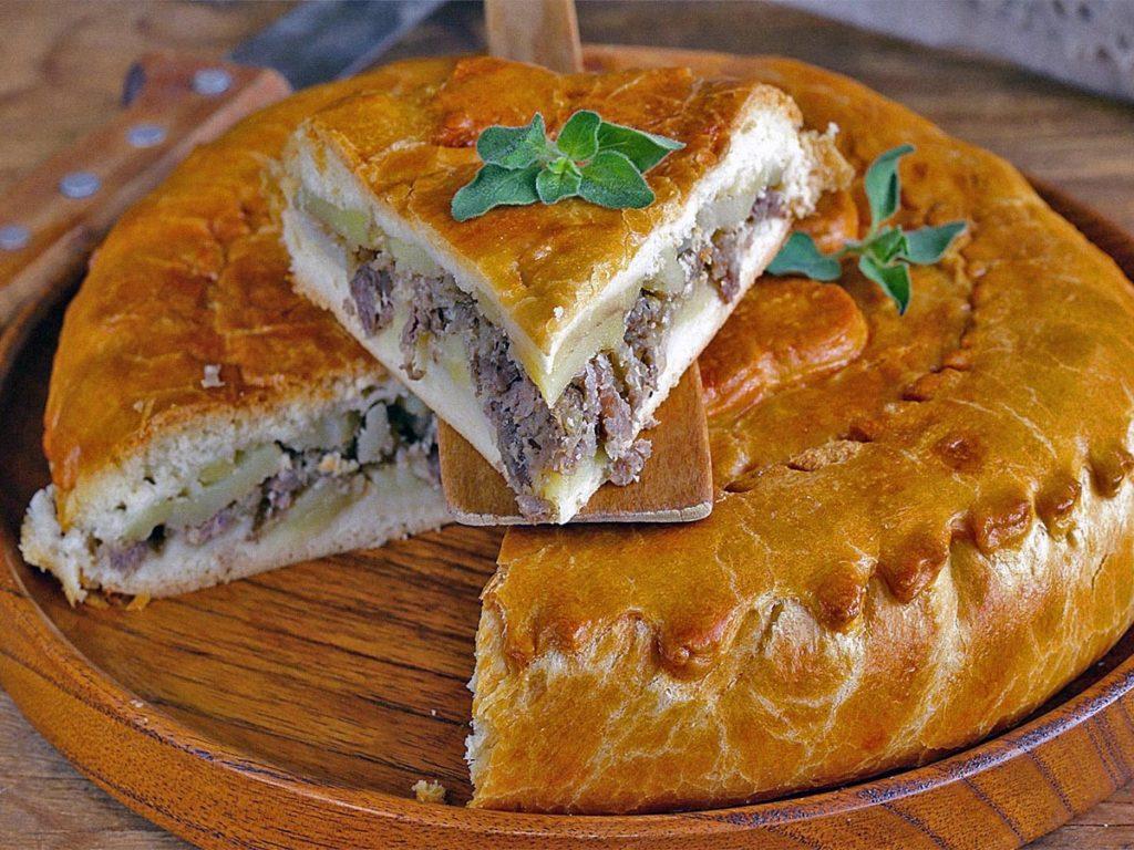 Вкусные и простые пироги в духовке - рецепты с разными начинками Рецепты  праздники полезные советы пирог заливной пирог выпечка