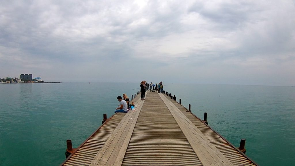 Зимовка в Анапе лучше, чем в Таиланде?  полезные советы отзывы Море Анапа