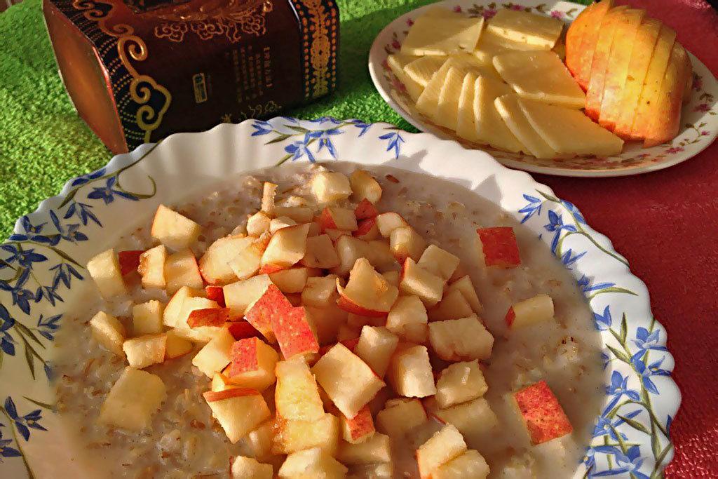 Что быстро приготовить на завтрак? 10 минут и заряд на весь день обеспечен! Рецепты  правильное питание полезные советы каши завтрак