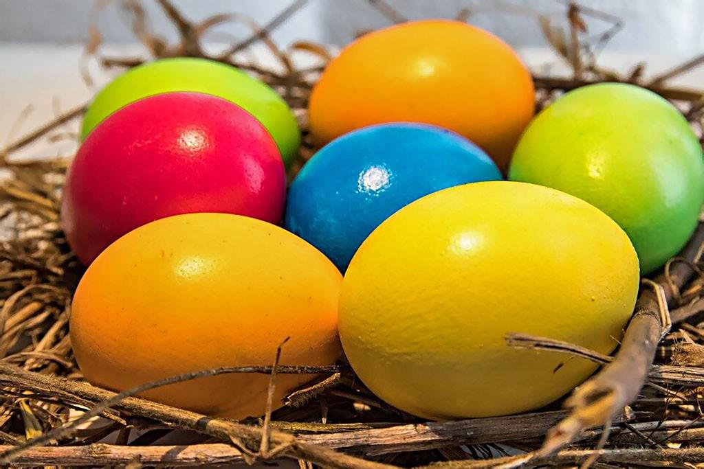 Что приготовить из пасхальных яиц? шаурма праздники правильное питание полезные советы диета