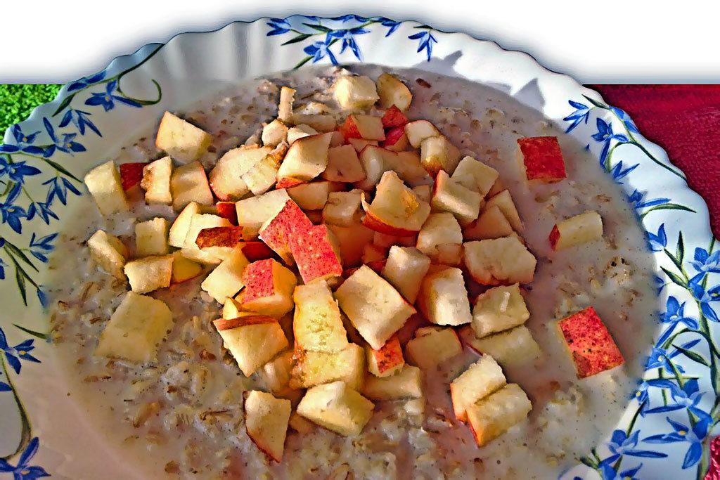Как сварить овсяную кашу за 11 минут? правильное питание полезные советы каши завтрак диета гарниры