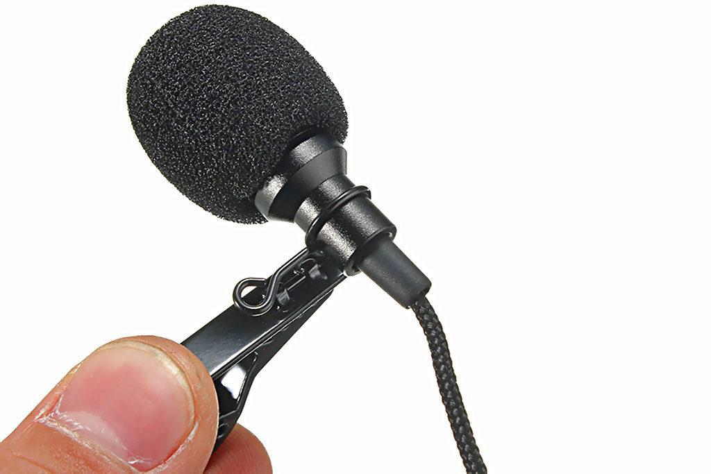 Краткий обзор на двойной микрофон - петличку Обзоры  покупки личный опыт гаджеты