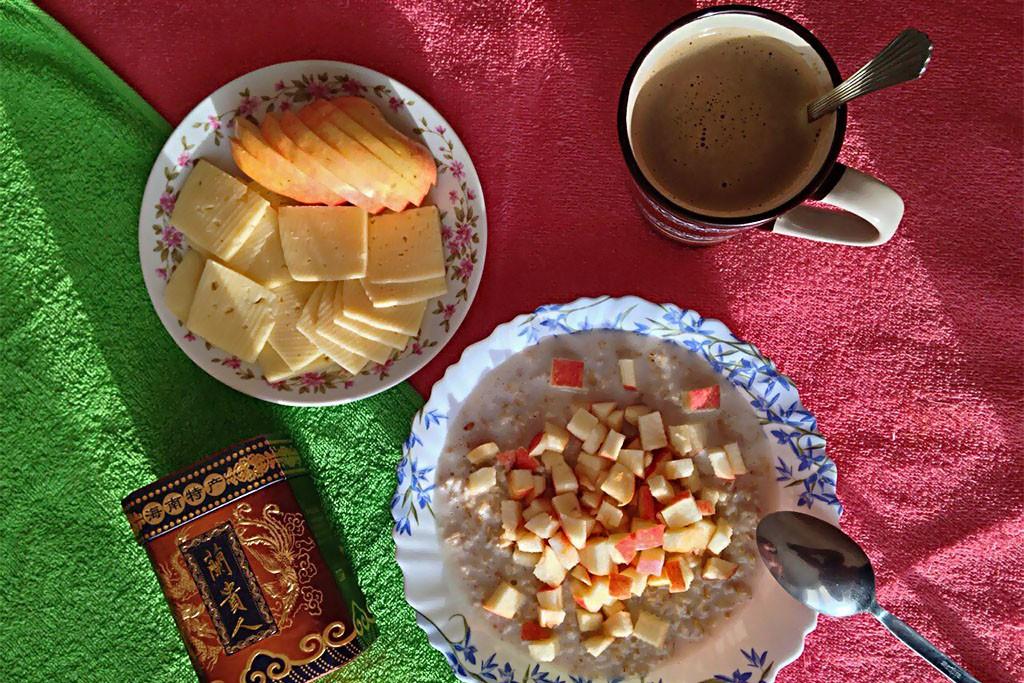 Что быстро приготовить на завтрак? 10 минут и заряд на весь день обеспечен! правильное питание полезные советы каши завтрак