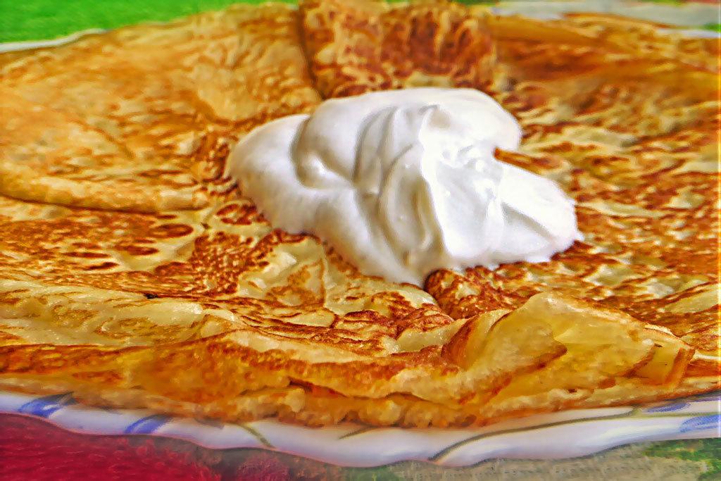 Как приготовить блинчики, чтобы они были ажурными? полезные советы десерты выпечка вкусняшки блины