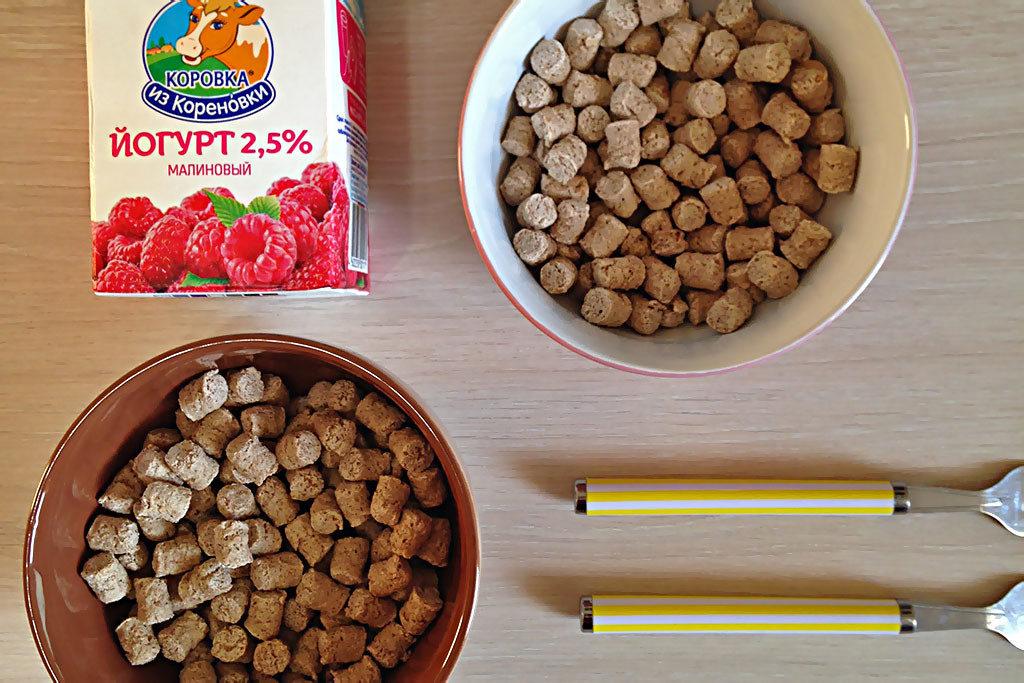 Вкусный и быстрый завтрак в два шага Рецепты  правильное питание полезные советы завтрак диета вкусняшки