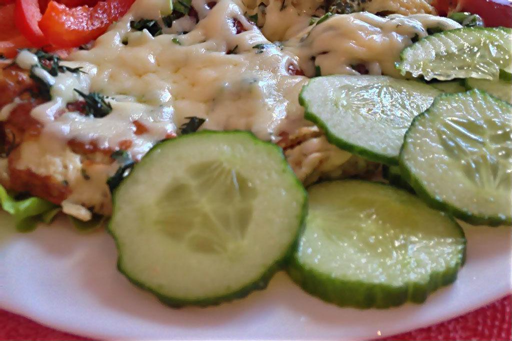 Как приготовить омлет с сыром и зеленью? ужин правильное питание полезные советы обед завтрак