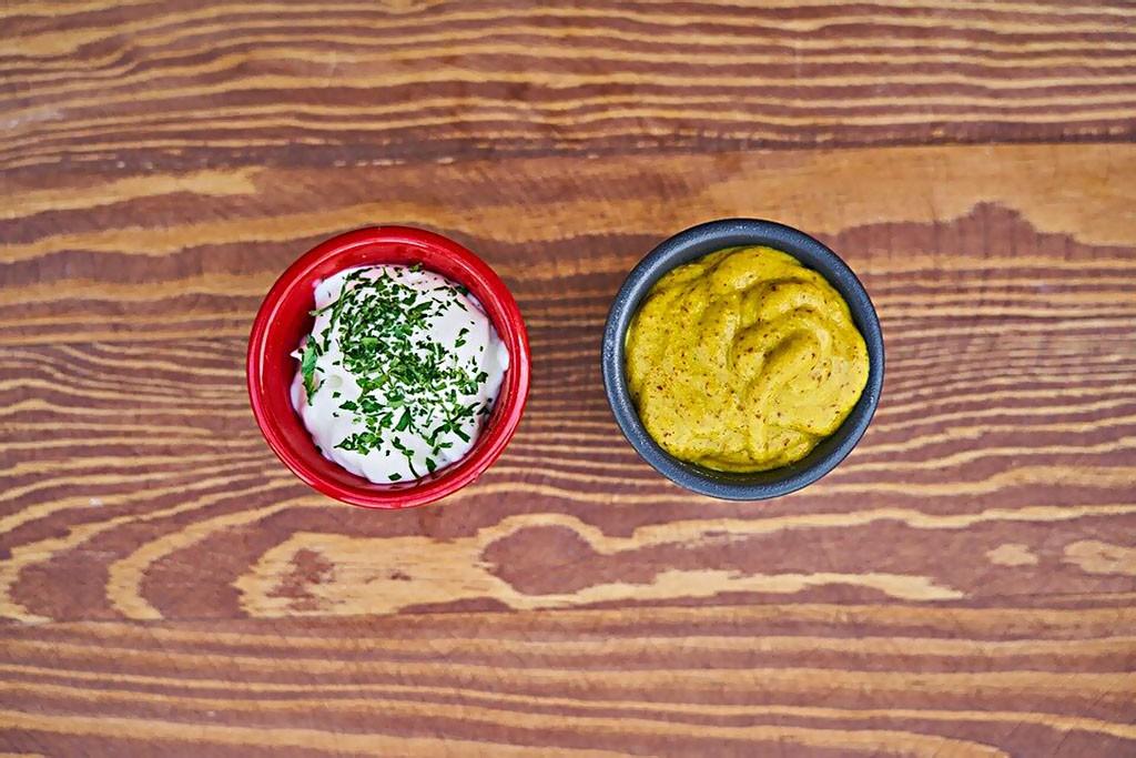 Чем заменить майонез? Диетический соус за 5 минут ко всем блюдам. соусы салаты правильное питание полезные советы диета