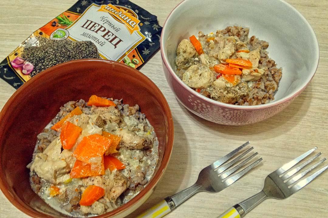 Куриное филе в сметанном соусе - рецепты в мультиварке ужин правильное питание мультиварка курица диета