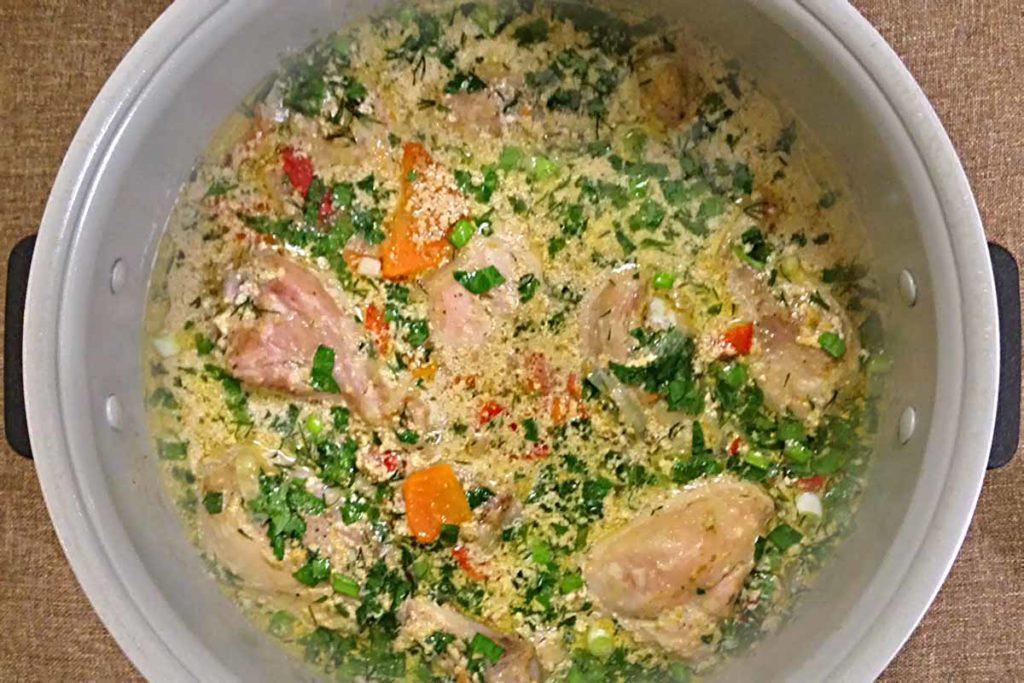 Куриные ножки в мультиварке ужин правильное питание мультиварка курица диета
