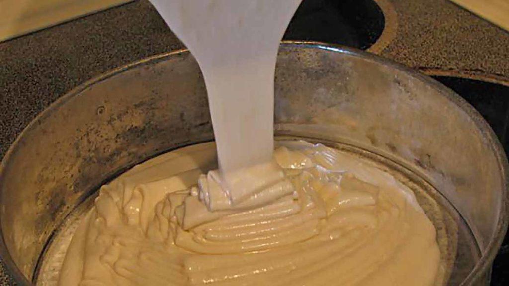 Заливной пирог с капустой на кефире - рецепт вкусной и быстрой выпечки мультиварка завтрак десерты выпечка вкусняшки