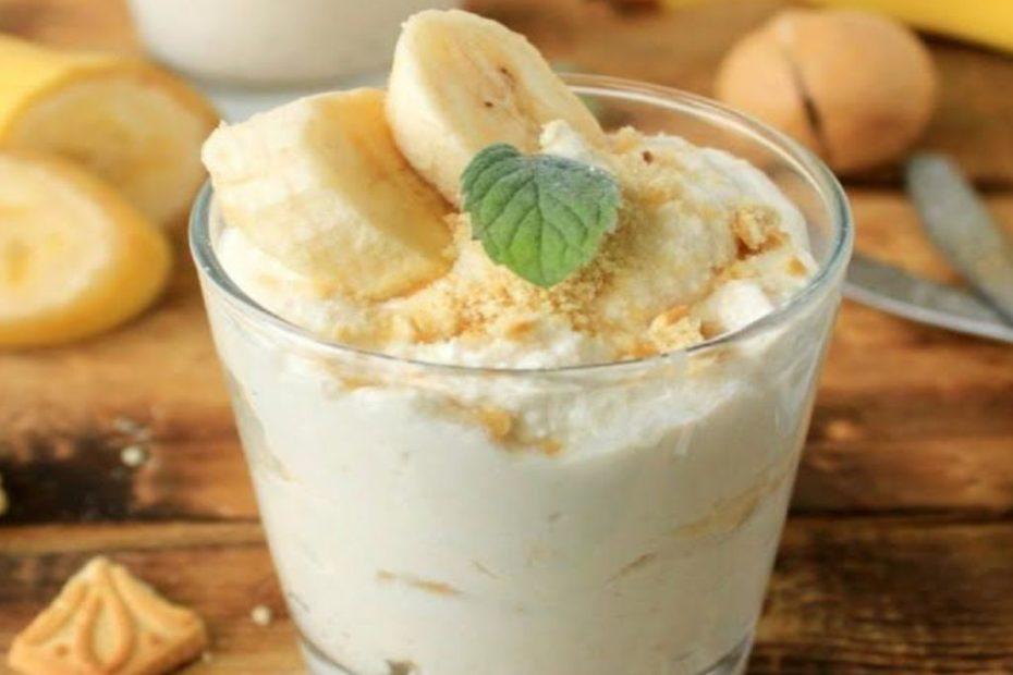 Нежный десерт из творога и банана – вкуснятина за 5 минут правильное питание пп-пецепты пп полезные советы десерты вкусняшки блюда из творога
