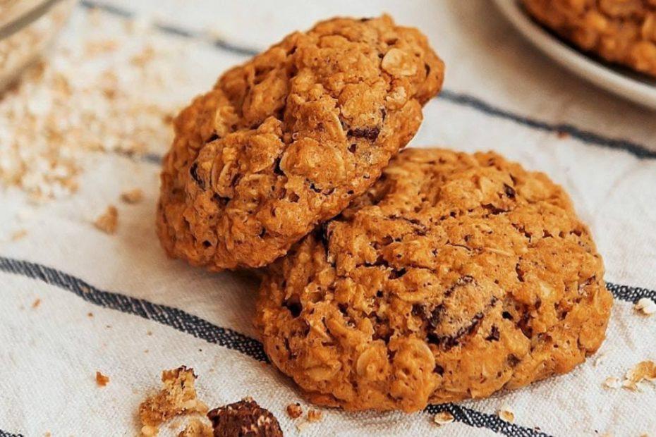 Домашнее овсяное печенье  - простой рецепт для всей семьи правильное питание полезные советы выпечка вкусняшки