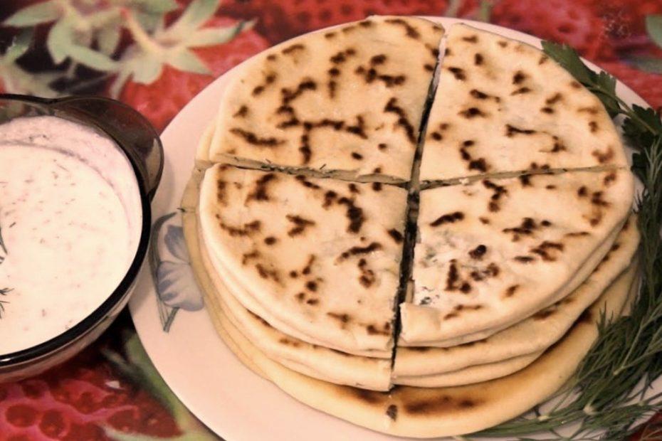 Как приготовить хычины (хичины) с сыром - простой рецепт выпечка вкусняшки