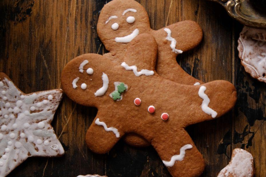 Имбирное печенье с ванильным сахаром - необычный рецепт полезные советы выпечка вкусняшки