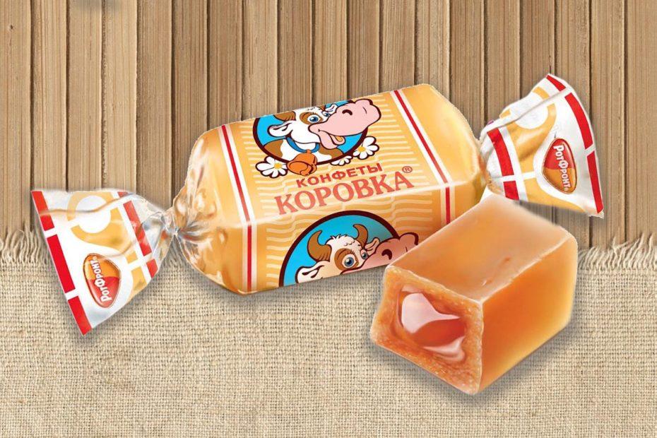 Домашние конфеты Коровка - пошаговый рецепт десерта из детства полезные советы вкусняшки
