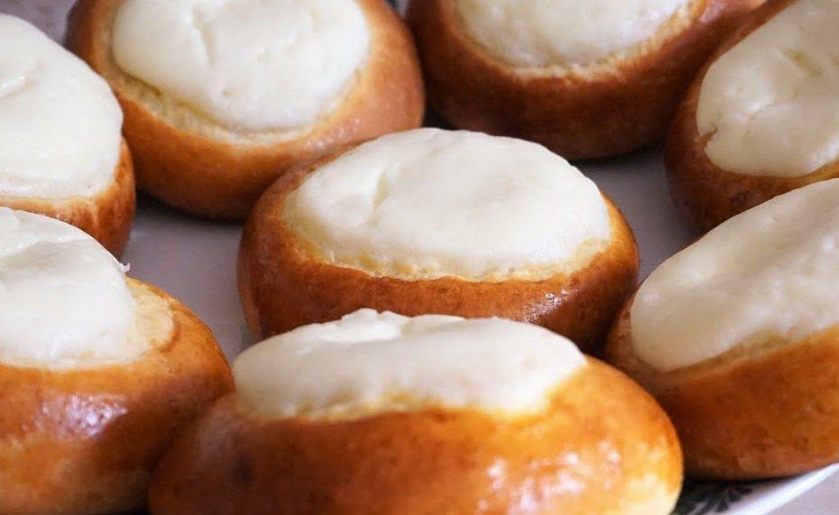 Шанежки из творога - простой рецепт вкусняшек полезные советы выпечка вкусняшки блюда из творога