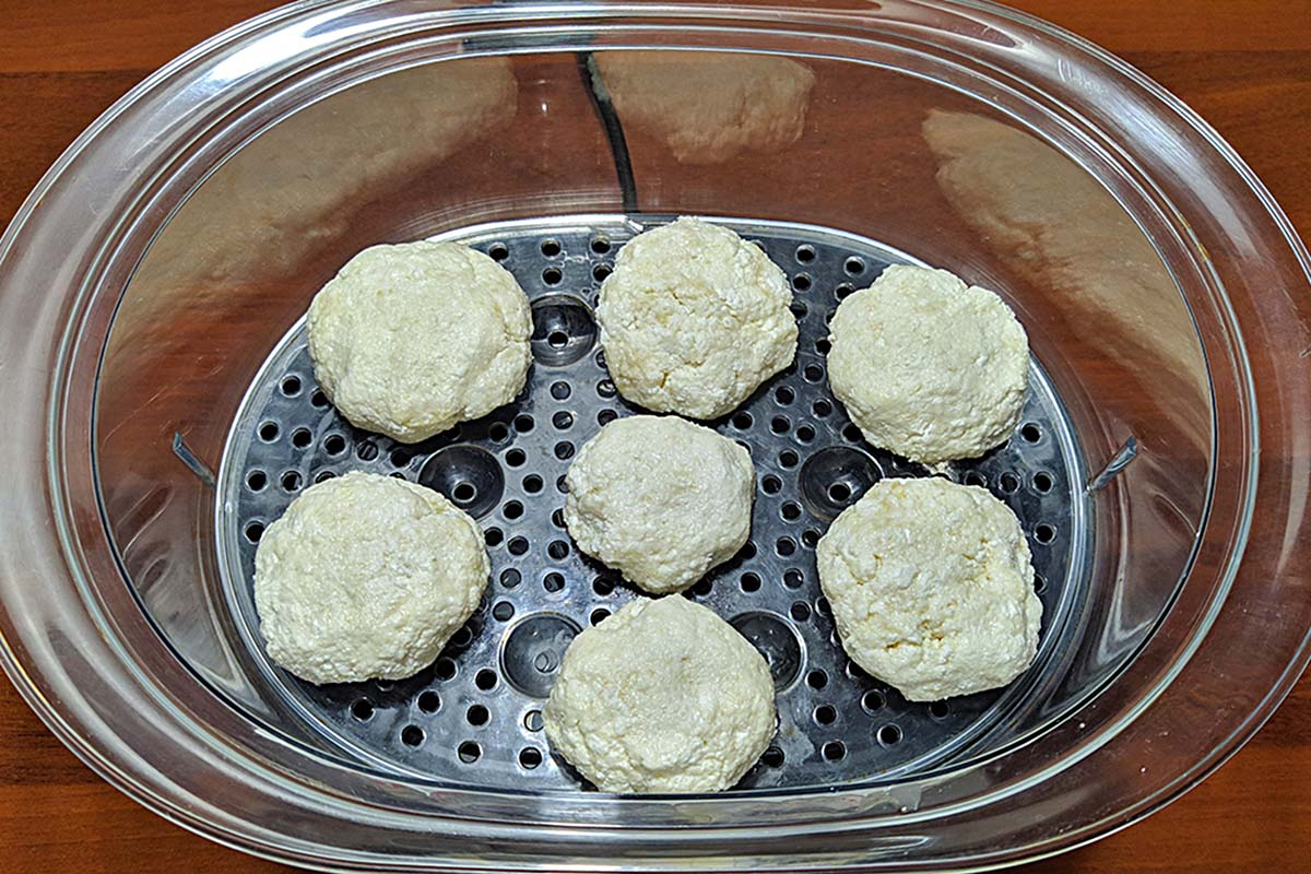 Рецепты блюд в пароварке с фото диетические