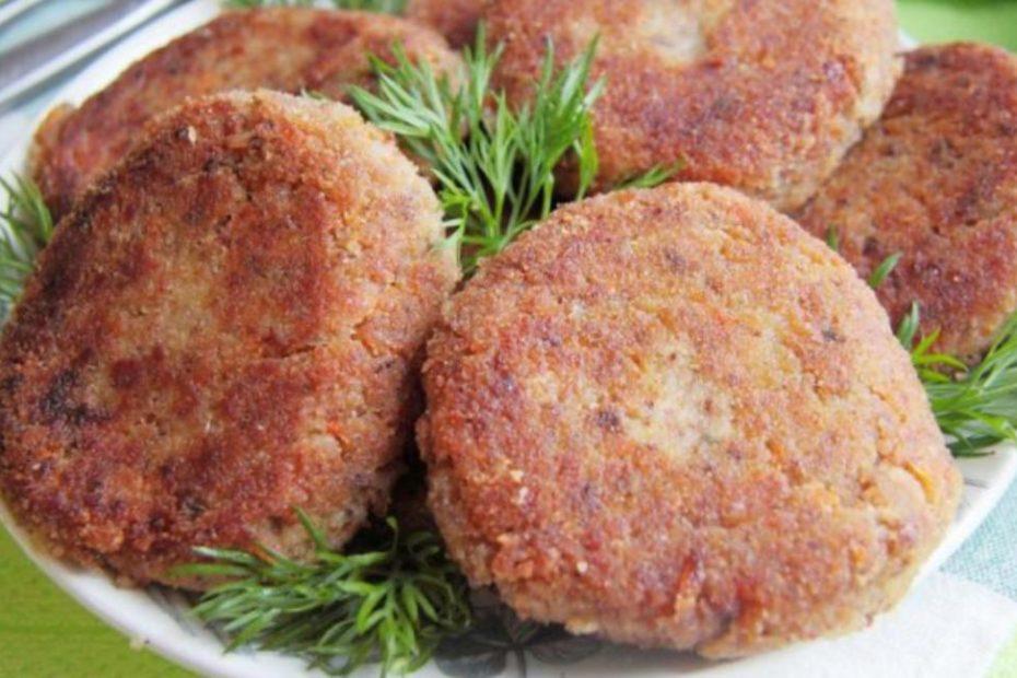 Вкусные котлеты из гречки и грибов – простой рецепт Рецепты  ужин правильное питание пп-рецепты пп полезные советы