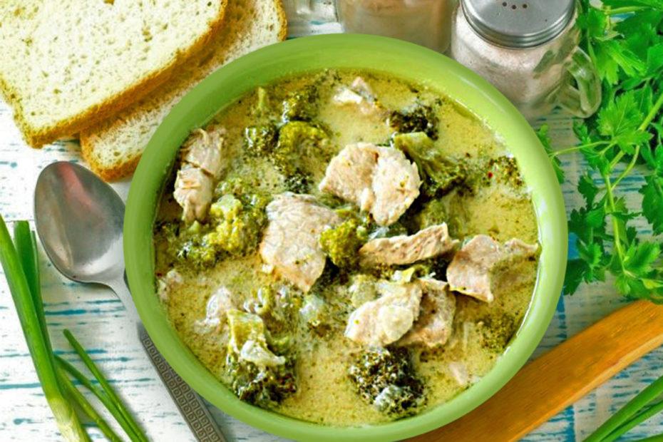 Нежное куриное филе с овощами в мультиварке Рецепты  правильное питание пп-рецепты пп полезные советы мультиварка курица