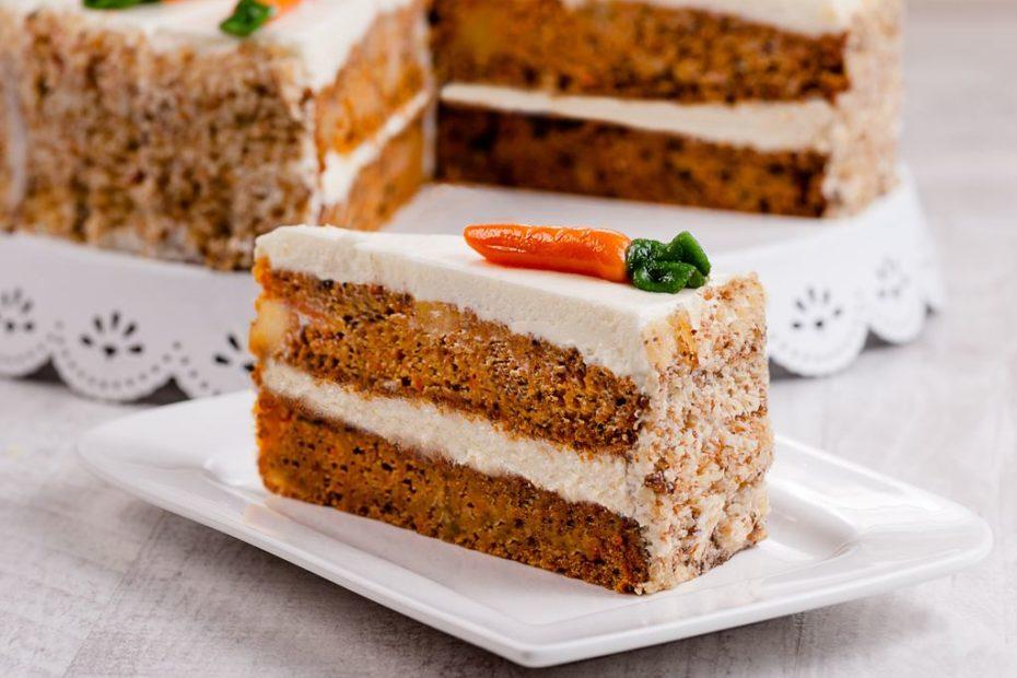 Нежный морковный торт со сметанным кремом – классический рецепт торты праздники полезные советы десерты выпечка вкусняшки