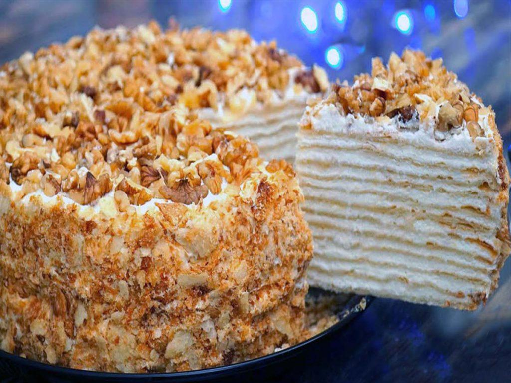 Вкусные домашние торты - 3 рецепта пошагово с фото торты полезные советы десерты выпечка вкусняшки