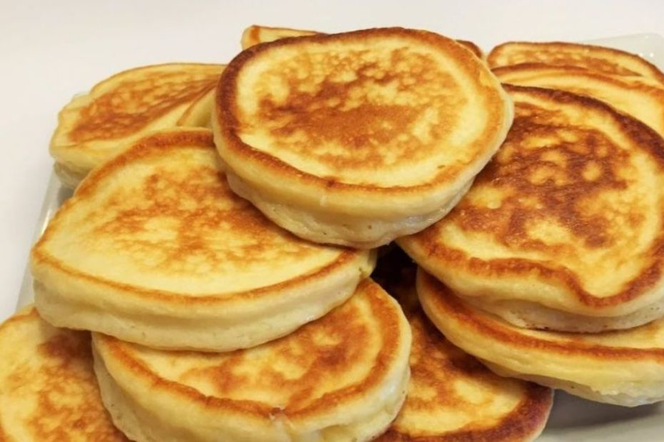 Пышные оладьи без яиц на кефире – пошаговый рецепт полезные советы оладьи выпечка вкусняшки блины