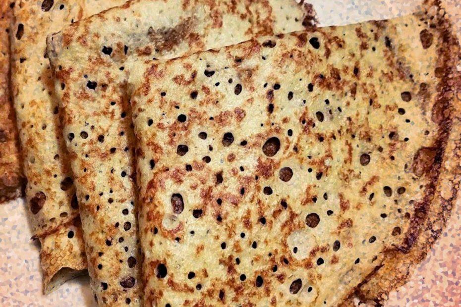 Рецепт овсяных блинов с ягодами на завтрак Рецепты  пп-рецепты пп полезные советы оладьи завтрак выпечка вкусняшки блины