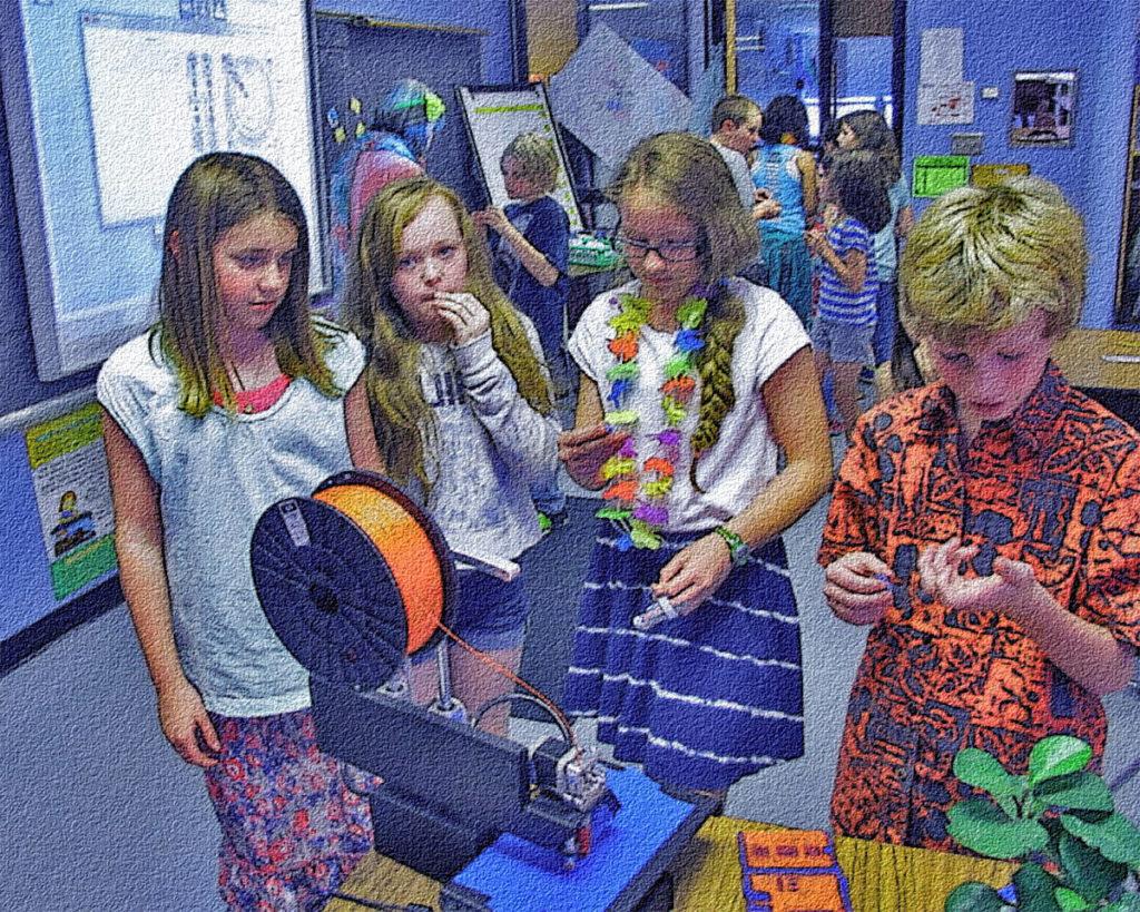 Реализация бизнес-идеи в области 3д, от которой дети будут в восторге, а родители счастливы. Заработок  образование деньги 3D
