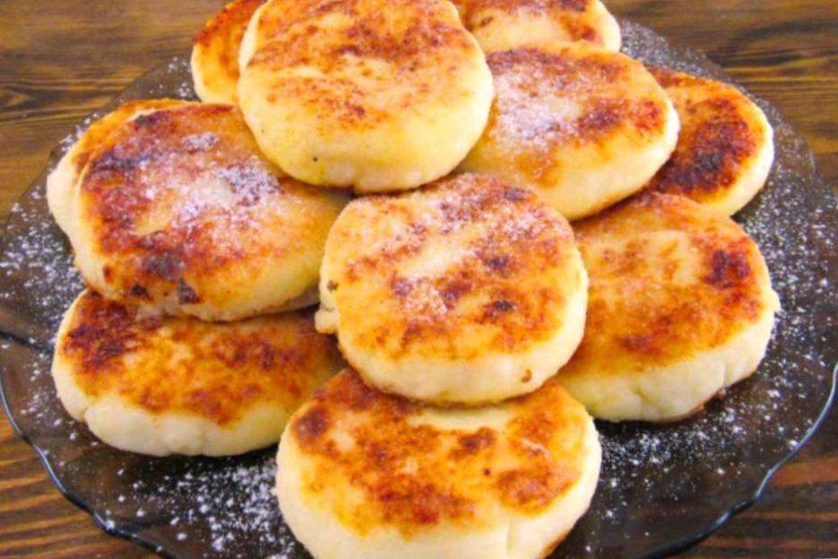 Простой рецепт сырников необыкновенной вкусноты Рецепты  десерты выпечка вкусняшки блюда из творога