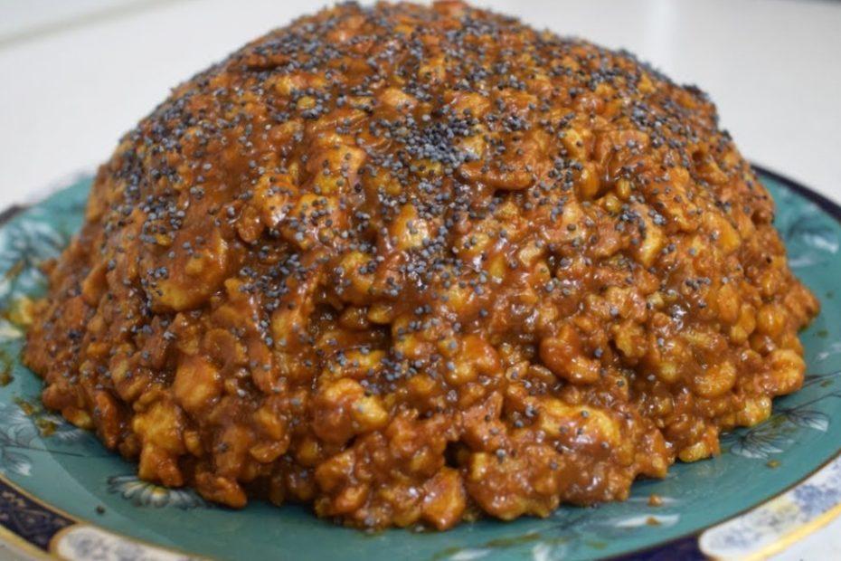 Рецепт торта «Муравейник» - сладко, вкусно и просто торты полезные советы выпечка вкусняшки