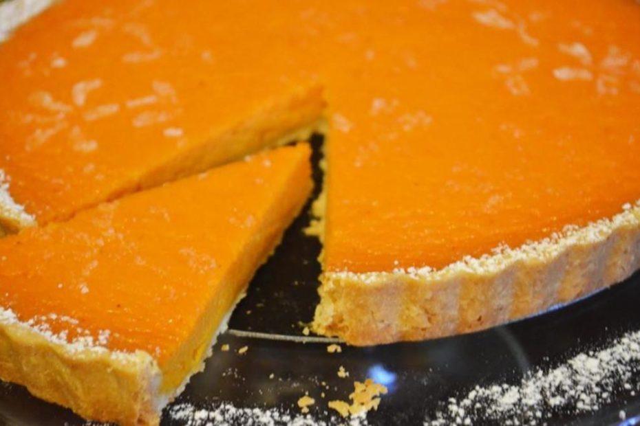 Нежный тыквенный пирог с корицей - простой рецепт выпечка вкусняшки