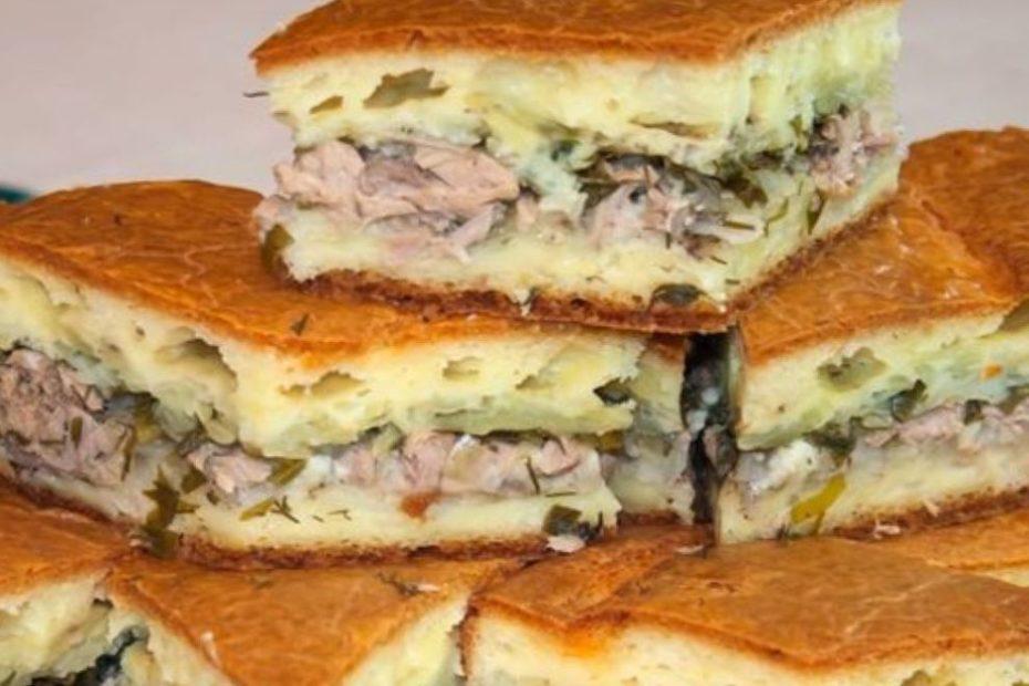 Заливной пирог на кефире – домашний рецепт за 30 минут полезные советы пирог выпечка вкусняшки
