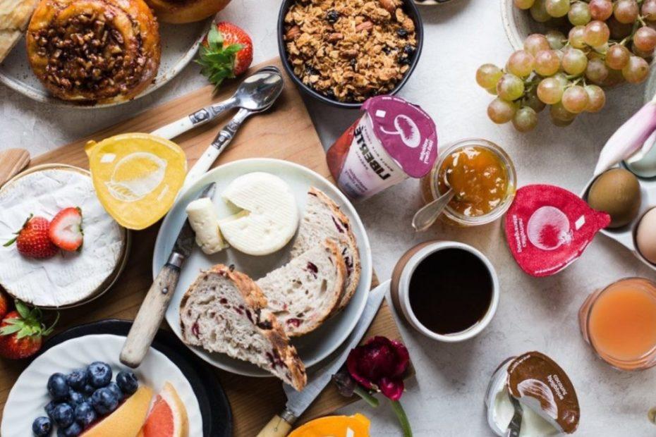Что можно быстро приготовить на завтрак – 5 идей Лайфхаки  полезные советы завтрак выпечка вкусняшки